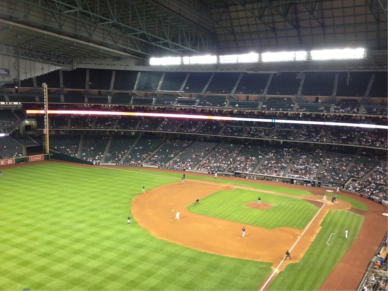 Minute Maid Park Houston Astros Ballpark Ballparks Of
