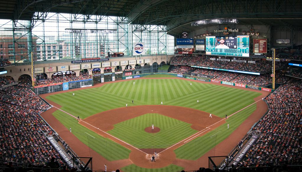 wholesale dealer 95465 61160 Minute Maid Park, Houston Astros ballpark - Ballparks of ...