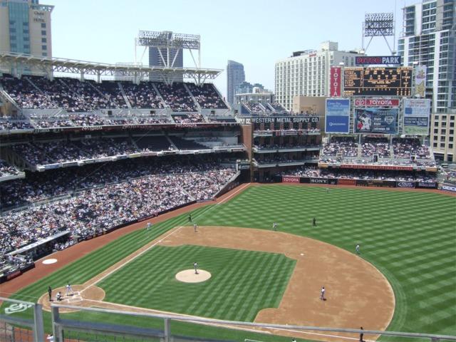 Petco Park San Diego Padres Ballpark Ballparks Of Baseball