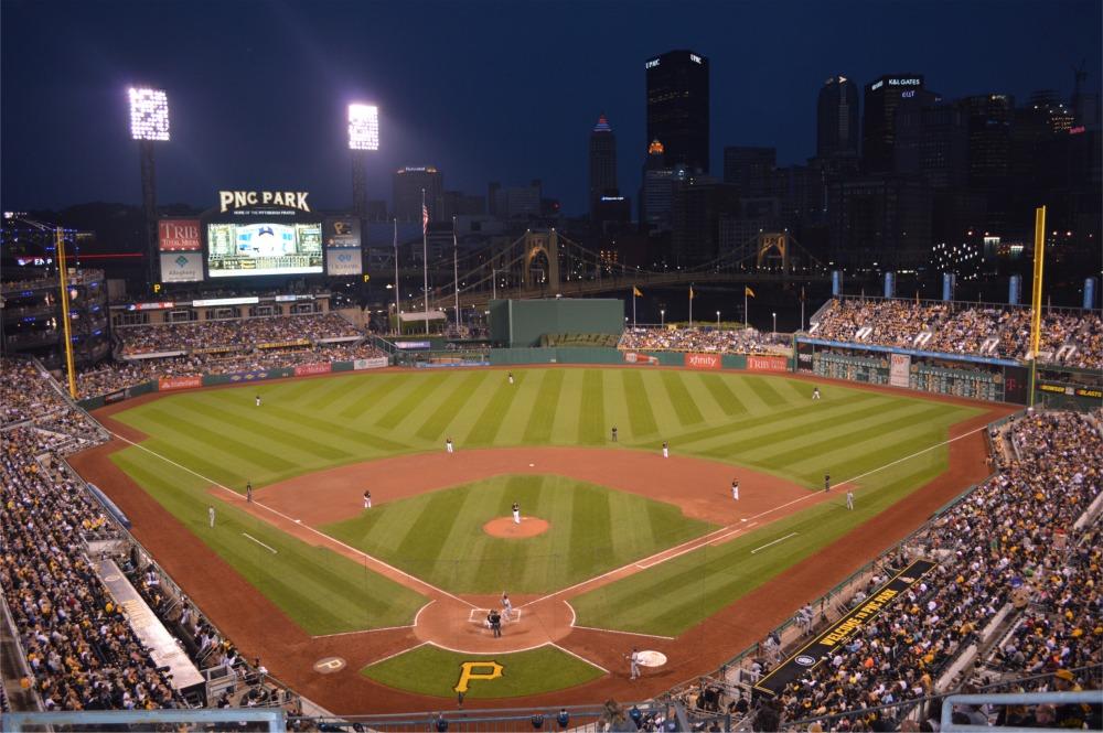 Pnc Park Pittsburgh Pirates Ballpark Ballparks Of Baseball