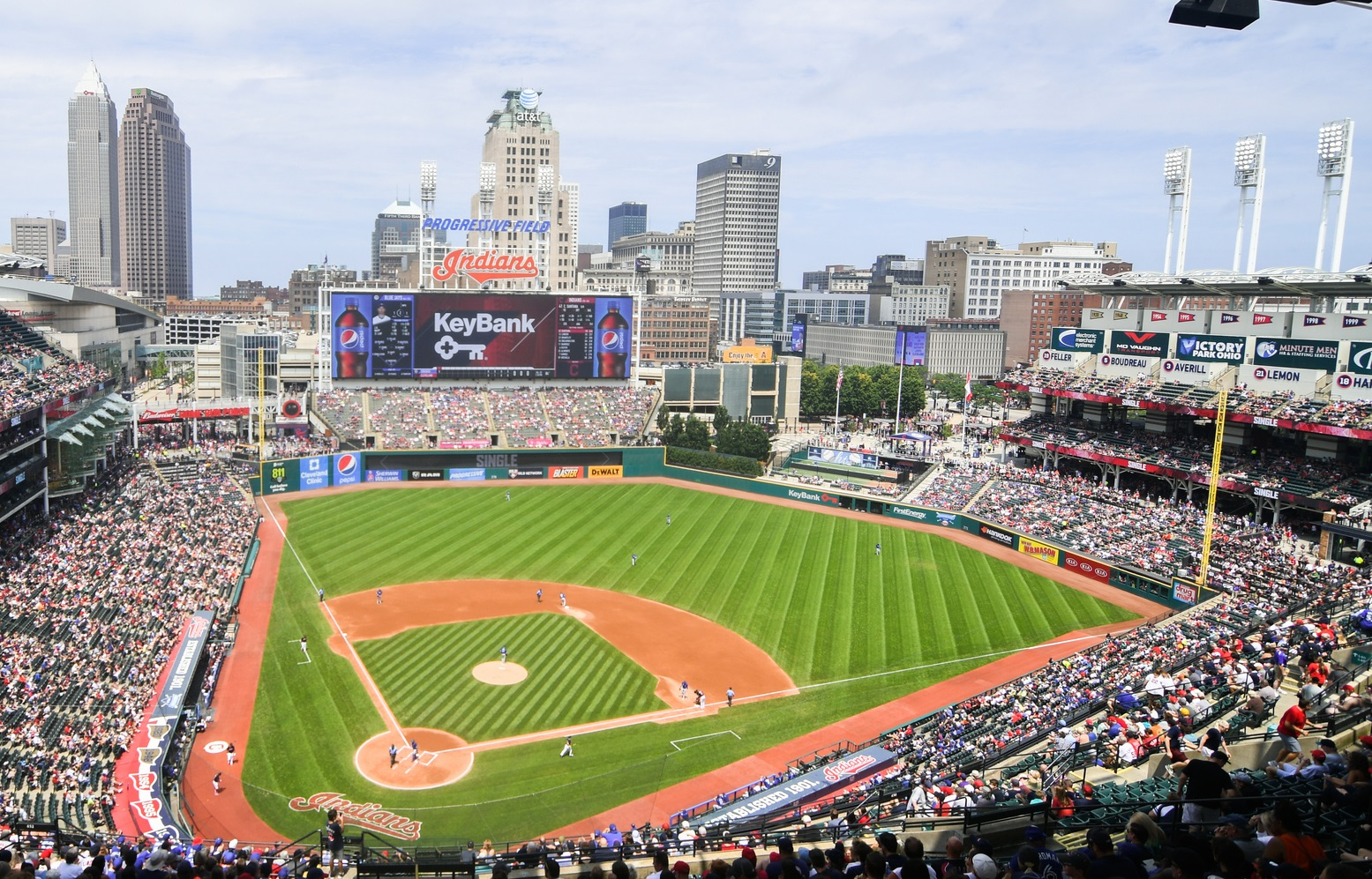 Progressive Field, Cleveland Indians ballpark - Ballparks of Baseball
