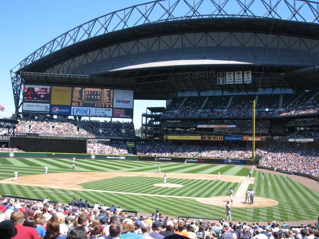 T-Mobile Park, Seattle Mariners ballpark - Ballparks of Baseball