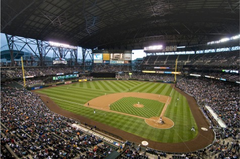 Safeco Field Seattle Mariners Ballpark Ballparks Of