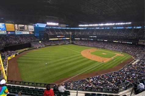 T Mobile Park Seattle Mariners Ballpark Ballparks Of