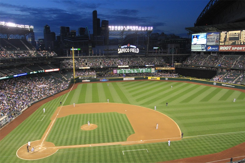King County Sales Tax >> Safeco Field, Seattle Mariners ballpark - Ballparks of Baseball