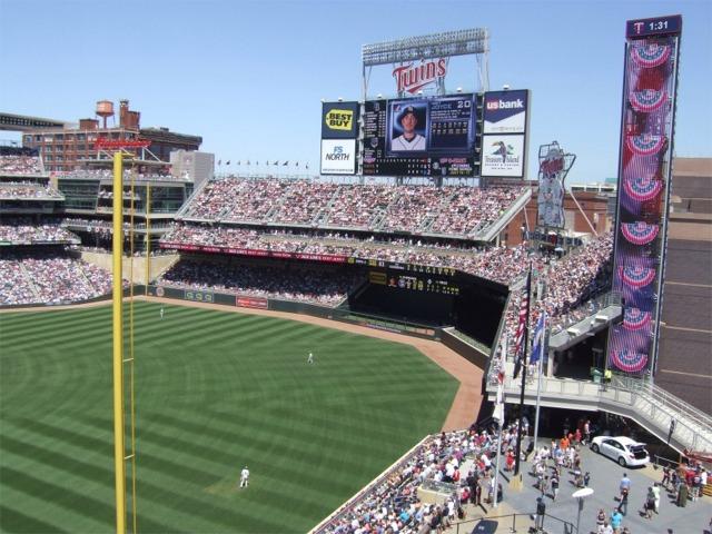 Target Field, Minnesota Twins ballpark - Ballparks of Baseball