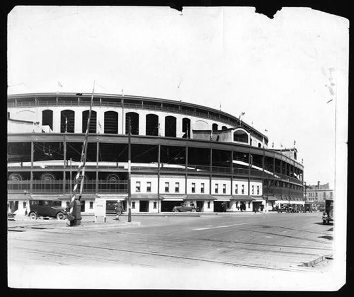 9514e5963ac Wrigley Field, Chicago Cubs ballpark - Ballparks of Baseball