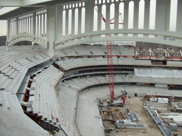 Yankee Stadium New York Yankees Ballpark Ballparks Of