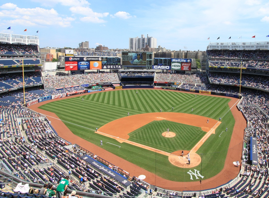 Yankee Stadium, New York Yankees ballpark - Ballparks of ...