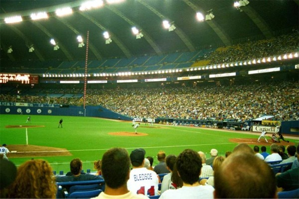 Olympic Stadium - history, photos and more of the Montreal ...