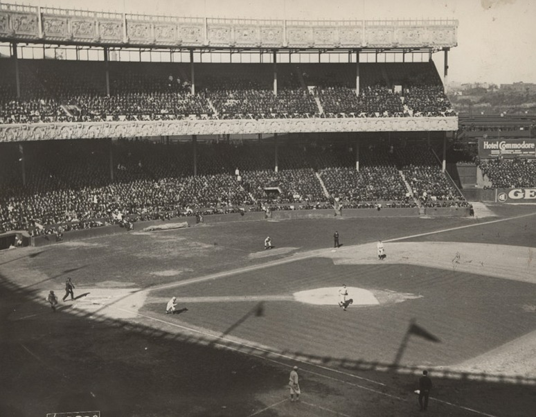 Polo grounds history photos and more of the new york giants polo grounds pictures malvernweather