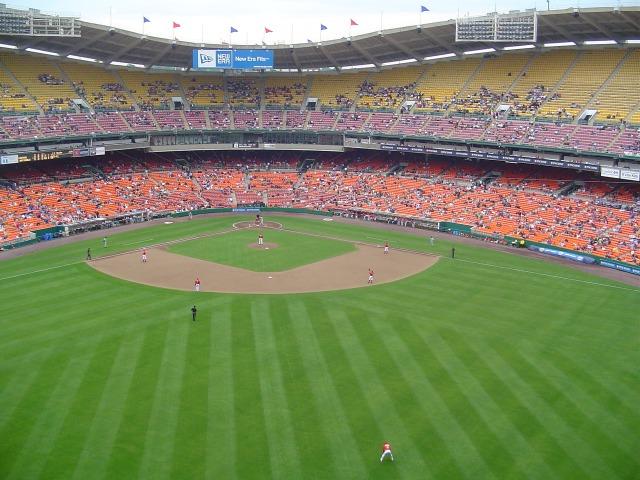 Rfk Stadium History Photos And More Of The Washington Senators And Nationals Former Ballpark
