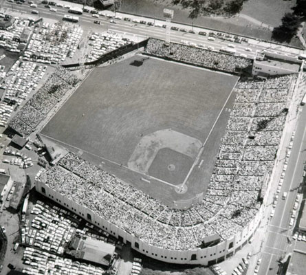seals stadium - history, photos and more of the san ... seals stadium seating diagram #5