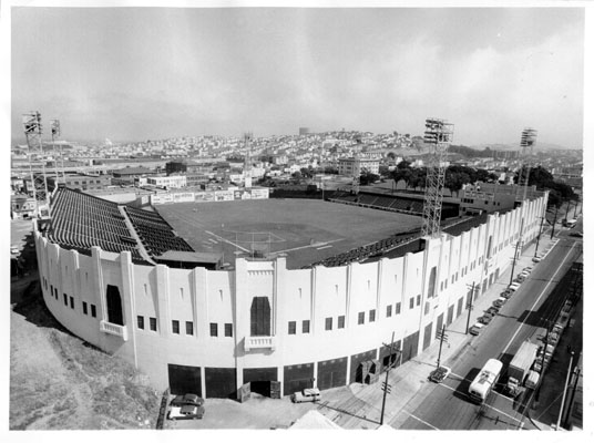 seals stadium seating diagram seals stadium - history, photos and more of the san ...