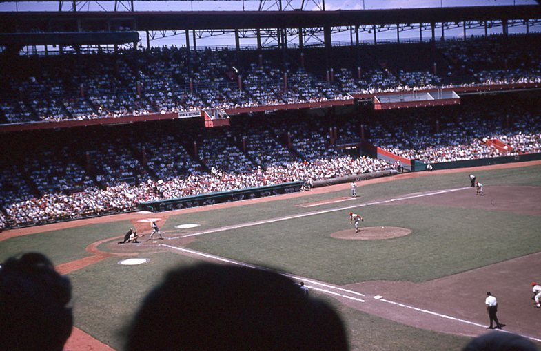 Sportsmans Park - history, photos and more of the St ...