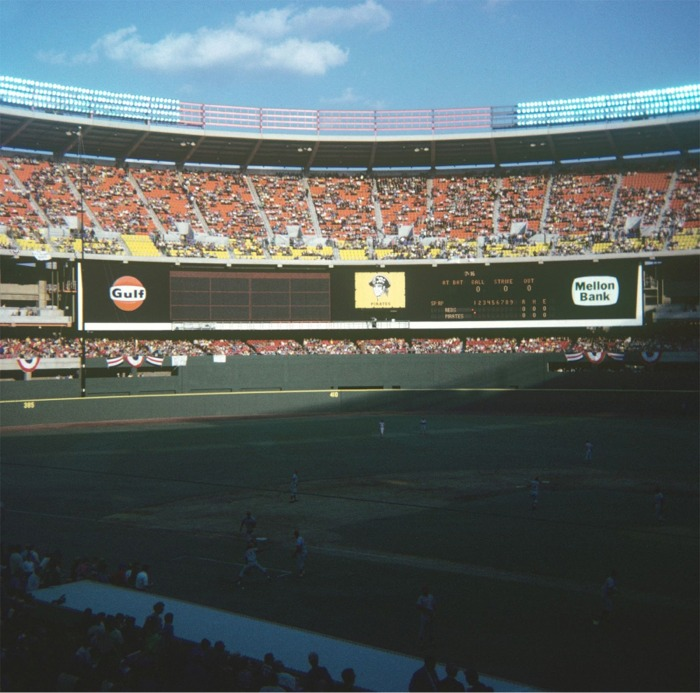 Three Rivers Stadium - history, photos and more of the ...