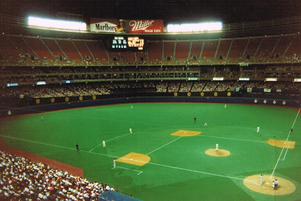 Three Rivers Stadium - history, photos and more of the Pittsburgh ...