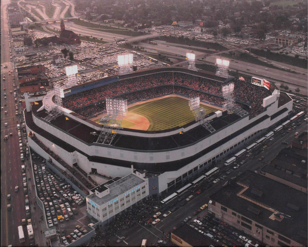 Tiger Stadium history photos and more of the Detroit