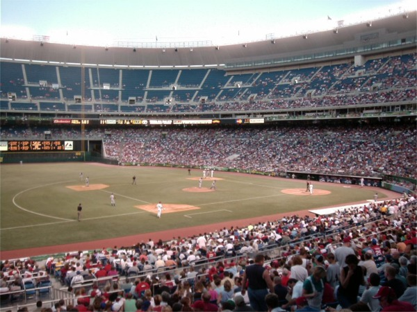 Veterans Stadium History Photos And More Of The