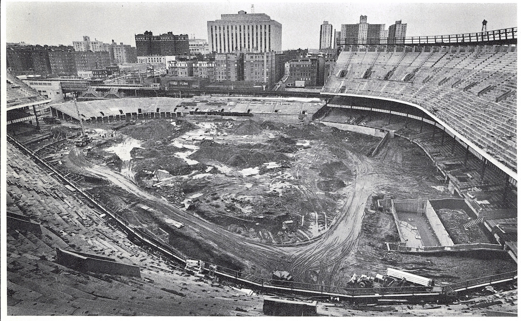 Yankee stadium history photos and more of the new york yankees yankee stadium history photos and more of the new york yankees ballpark from 1923 2008 malvernweather Choice Image