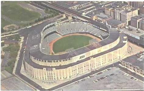 Yankee Stadium History Photos And More Of The New York Yankees
