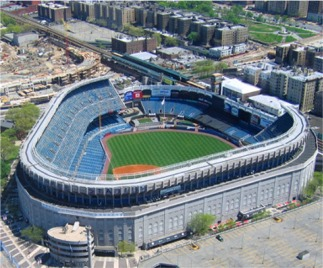 Yankee Stadium - history, photos and more of the New York Yankees ballpark  from 1923-2008