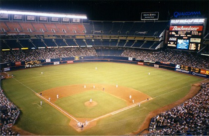 Jack Murphy Stadium History Photos And More Of The San Diego Padres Former Ballparkallpark