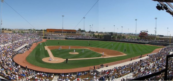 2019 Spring Training Ballparks, Ballparks of Baseball