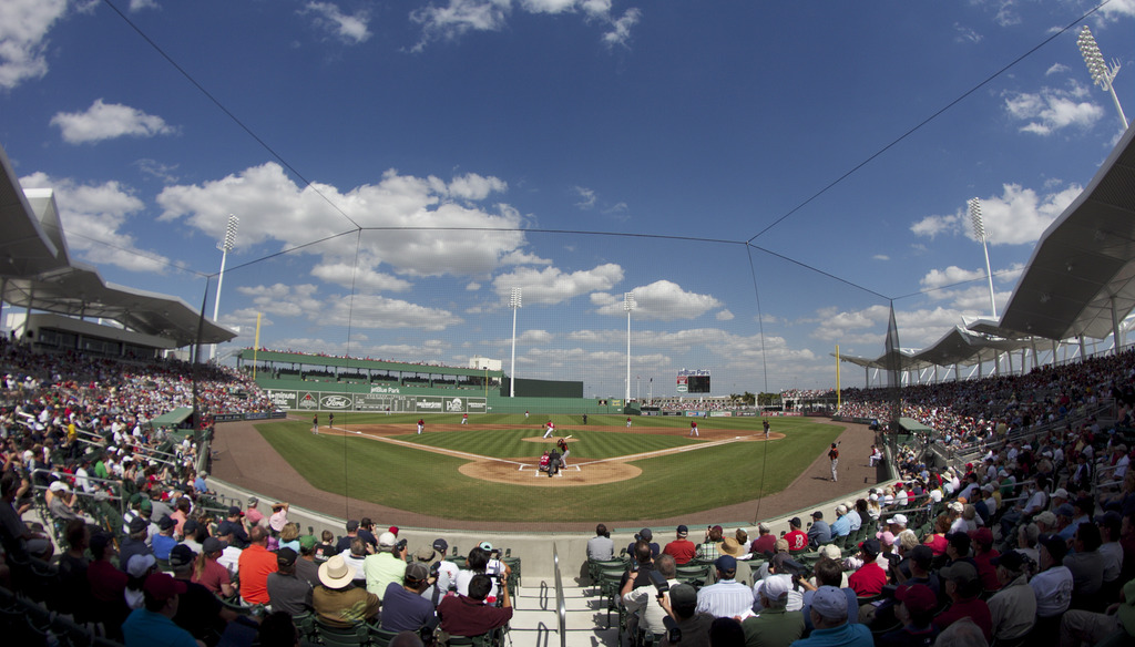 JetBlue Park, Spring Training home of the Boston Red Sox