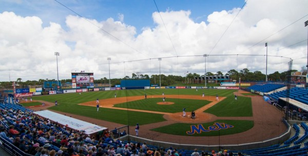 Tradition Field, Spring Training home of the New York Mets