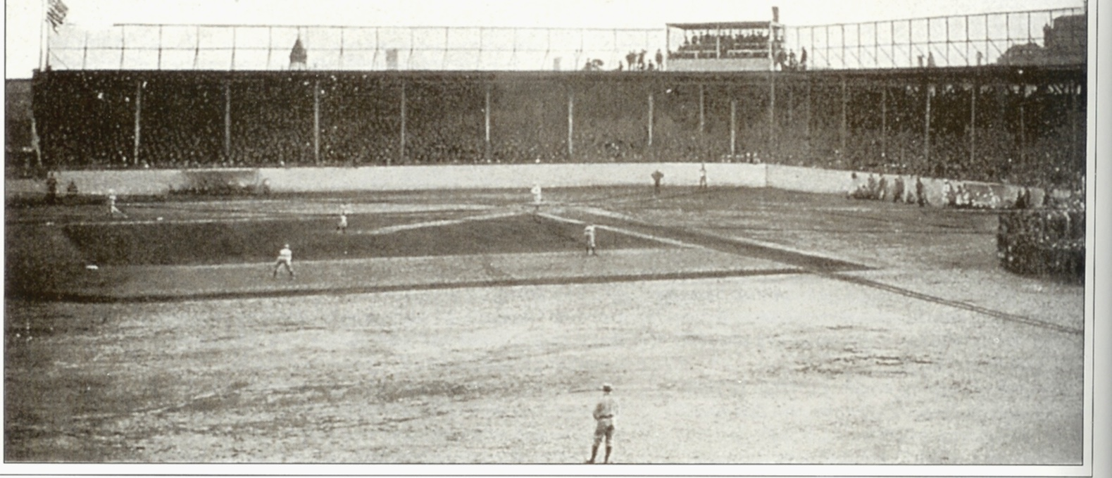 Columbia Park, former home of the Philadelphia Athletics