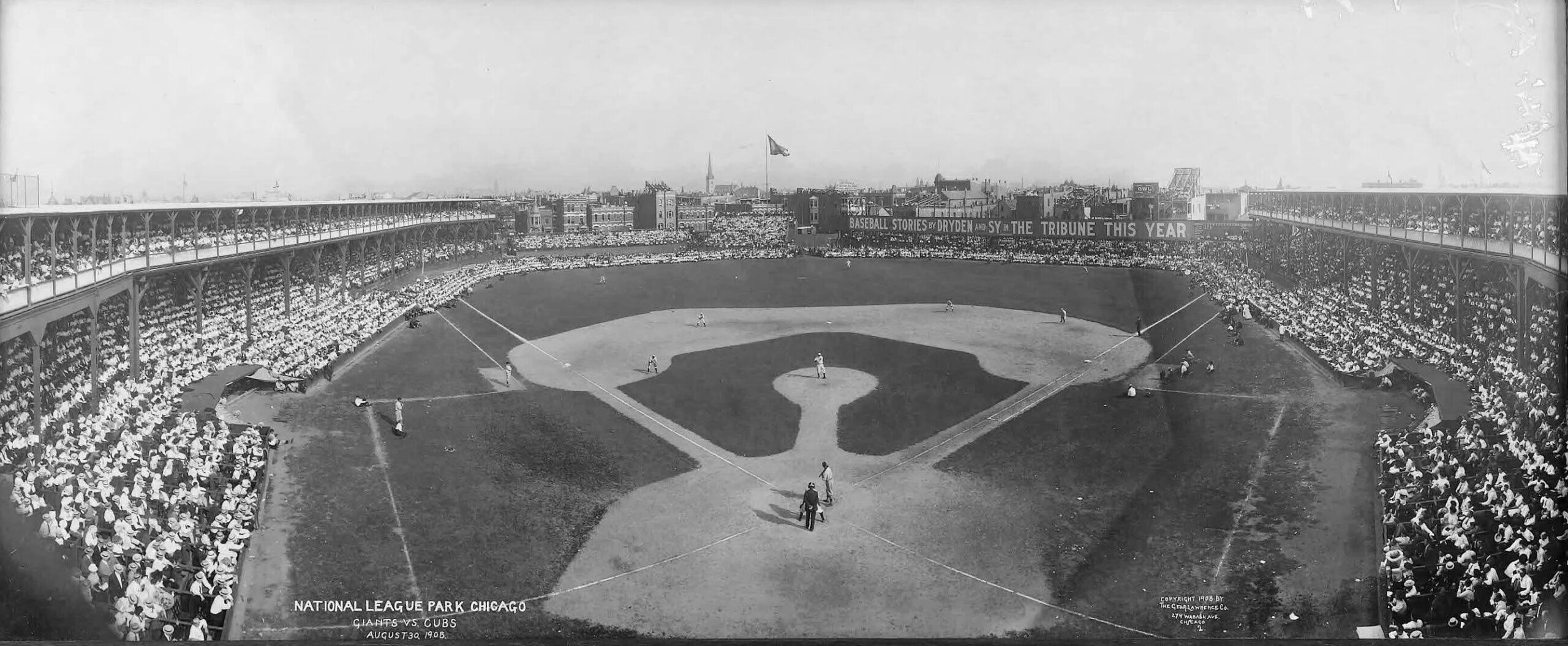 West Side Park, former home of the Chicago Cubs